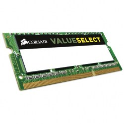Memorije za notebook-ove: DDR3 8GB 1600MHz SO-DIMM Corsair CMSO8GX3M1C1600C11 Value Select