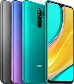Mobilni telefoni: Xiaomi Redmi 9 4/64GB Sunset Purple MZB9703EU