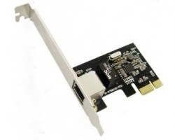 Mrežne kartice: E-Green PCI-Ex 1-port Gigabit Ethernet