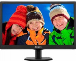 Monitori: Philips 243V7GJABF