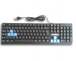 Tastature: Riotoro KR-710 XP Blue MECHANICAL GHOSTWRITER PRISM RGB Cherry
