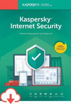 Antivirusni softver: Kaspersky Internet Security 2020 3dev 1Y Base Box KL1939X5CFS-20
