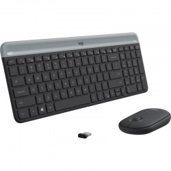 Tastature: Logitech MK470 Wireless Desktop 920-009264
