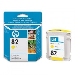 Kertridži: HP cartridge C4913A No.82 Yellow