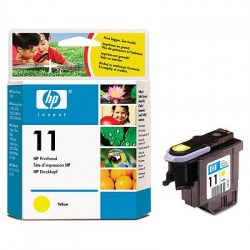 Kertridži: HP printhead C4813A No.11 Yellow