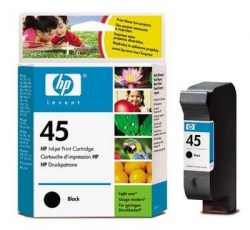 Kertridži: HP cartridge 51645AE No.45 Black