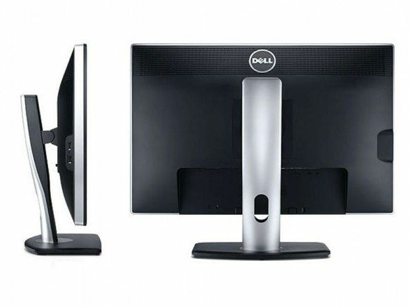 Monitori: Dell UltraSharp U2412M