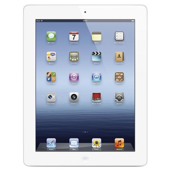 3G tablet računari: Apple iPad3 4G 32GB White MD370HC/A
