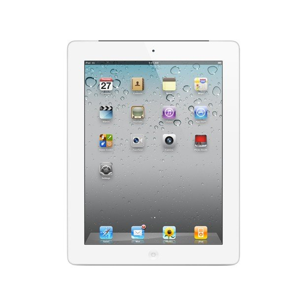 3G tablet računari: Apple iPad3 4G 64GB White MD371HC/A