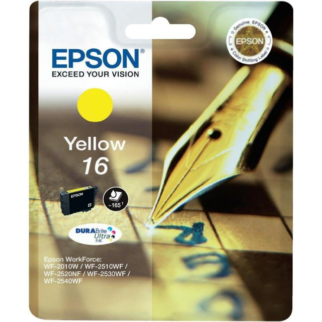 Kertridži: Epson cartridge T1624 Yellow