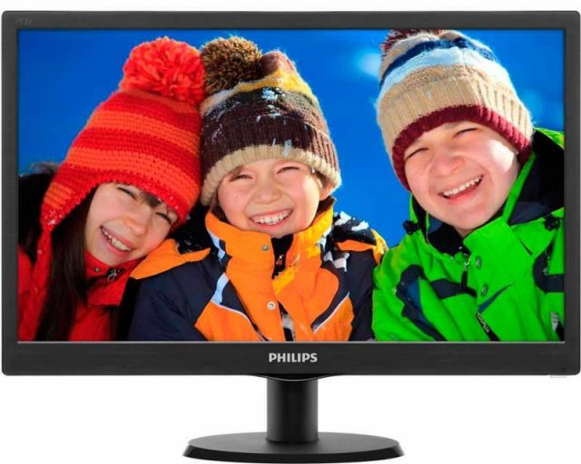 Monitori: Philips 193V5LSB2/10