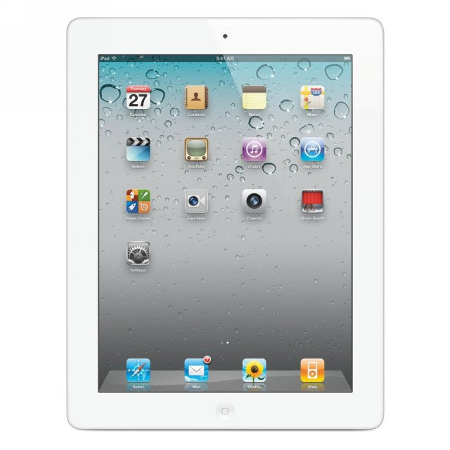 3G tablet računari: Apple iPad4 4G 32GB White MD520E/A
