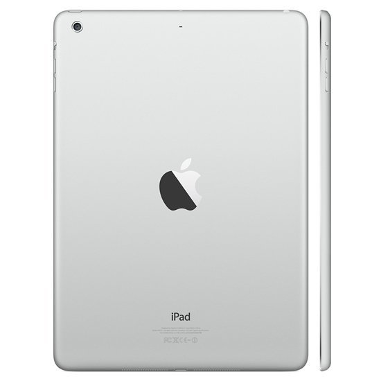3G tablet računari: Apple iPad AIR 16GB WiFI 4G Silver MD794HC/A