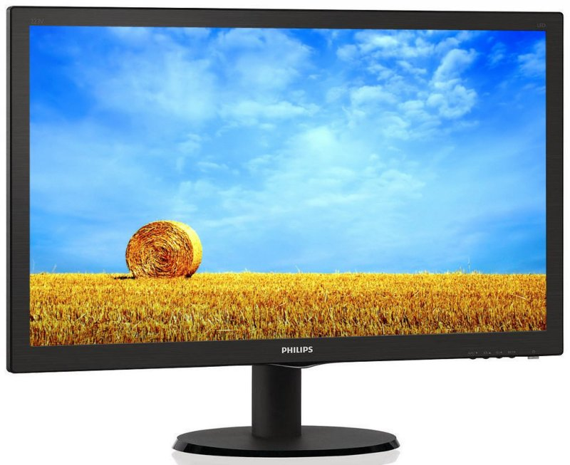 Monitori: Philips 223V5LSB2/10