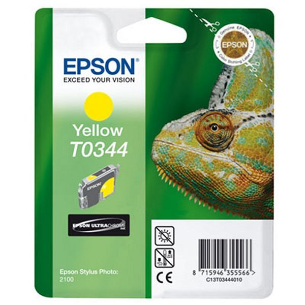 Kertridži: Epson cartridge T0344 Yellow