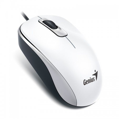 Miševi: Genius DX-110 USB White