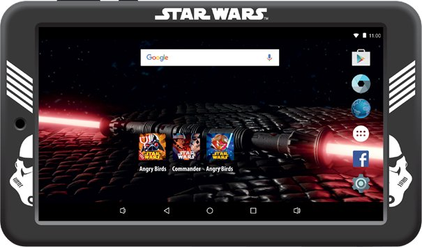 Tablet računari: eSTAR Themed Tablet Star Wars ES-THEMED2-STARWARS