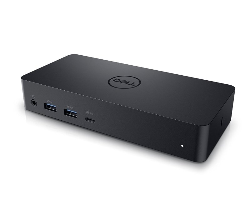 Postolja za notebook-ove: Dell Universal Dock D6000