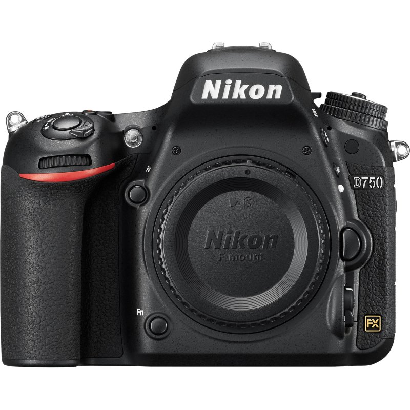Digitalne kamere: Nikon D750 body