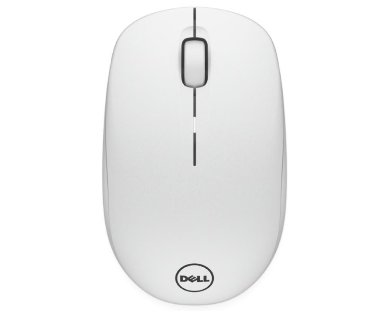 Miševi: Dell WM126 Wireless beli