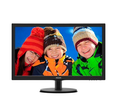 Monitori: Philips 223V5LHSB