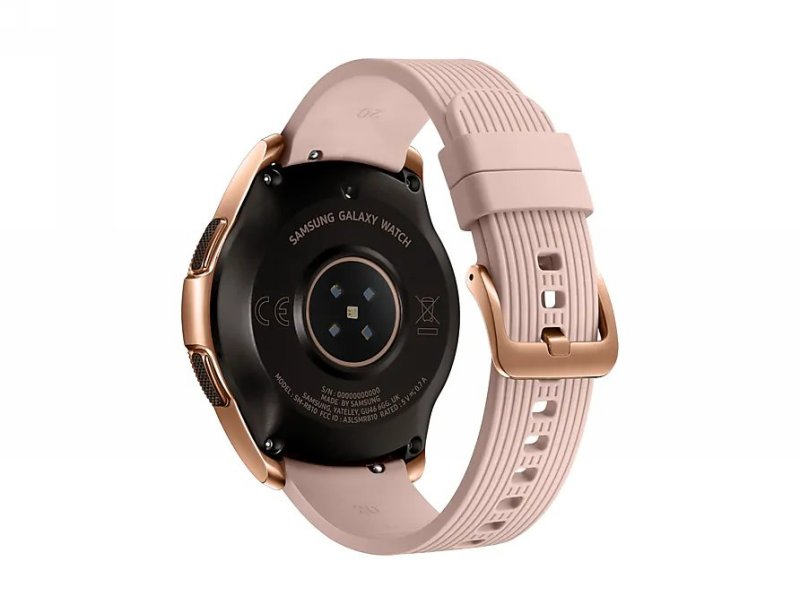 Pametni satovi: Samsung Galaxy Watch 42mm BT SM-R810NZDASEE