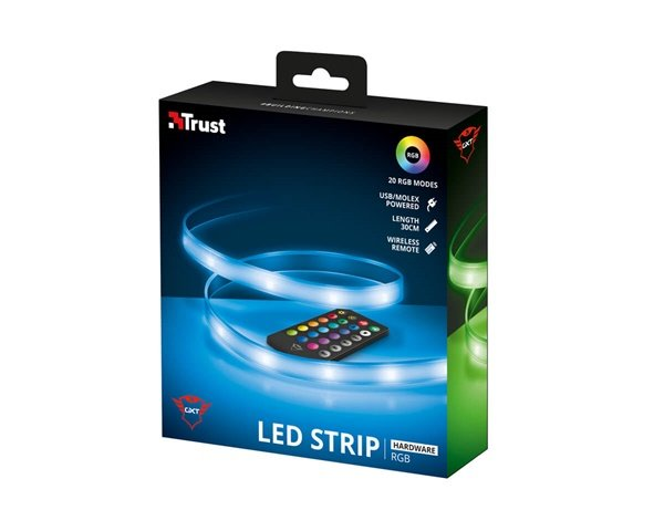 Led trake: Trust GXT 768 RGB LED Strip