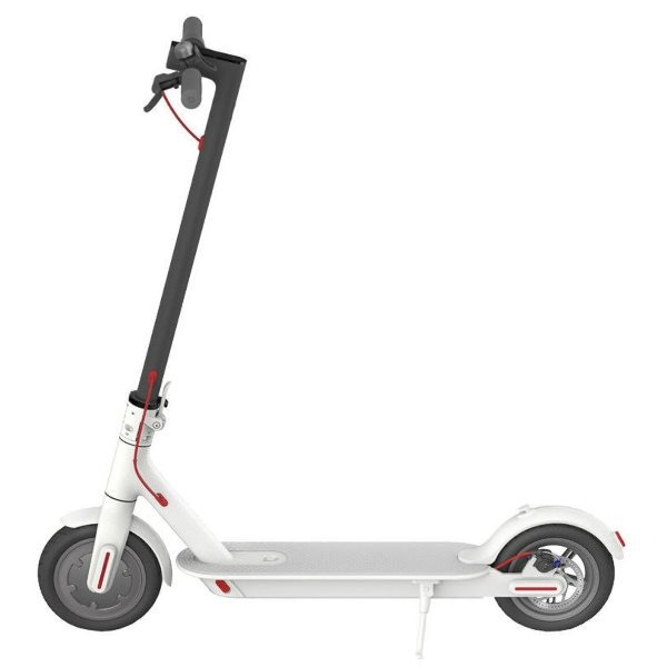 Trotineti: XIAOMI M365 Electric Scooter White XMIM365W