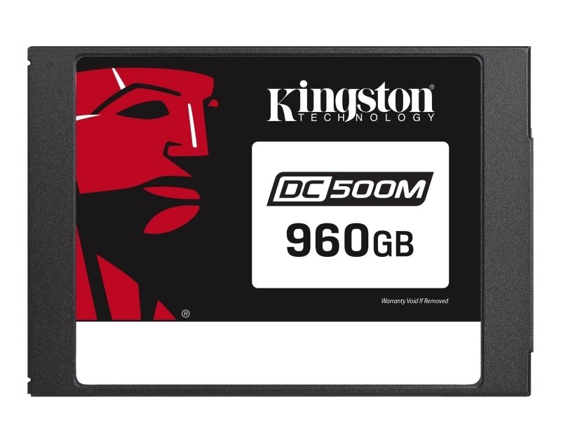 Hard diskovi SSD: Kingston 960GB SSD SEDC500M/960G SSDNow DC500