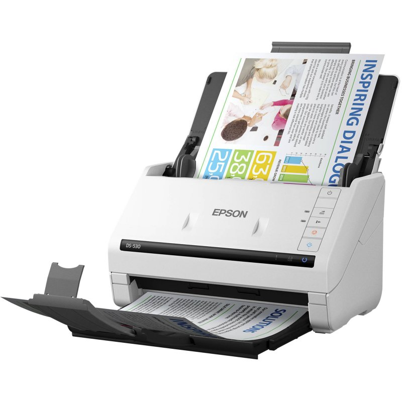 Skeneri: Epson WorkForce DS-530